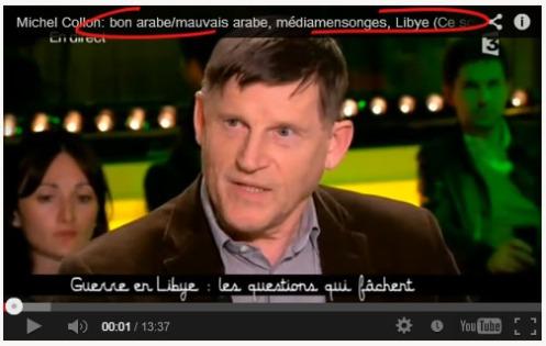 MichelCollonProGaddafi