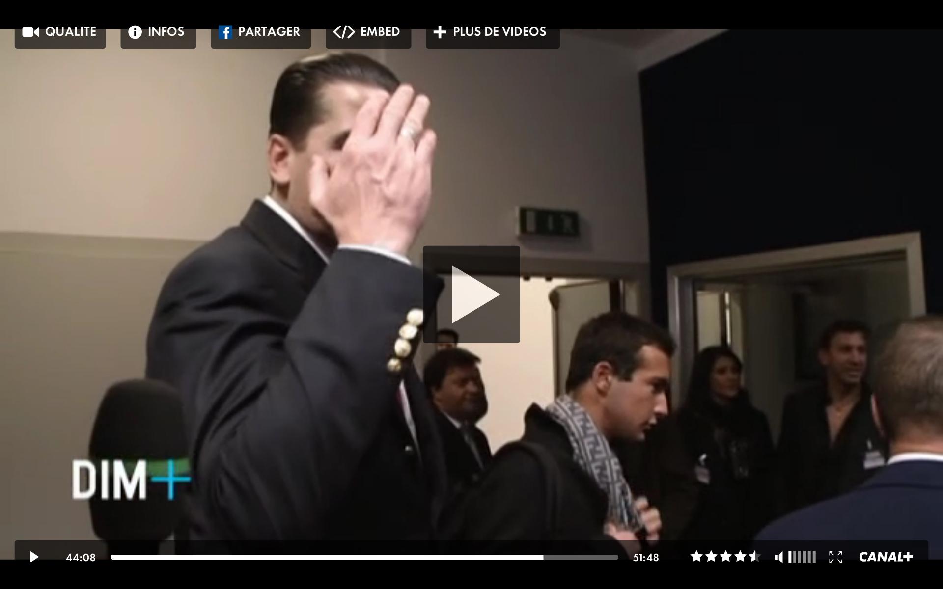 ahmed moualek rencontre jssnews Le Havre