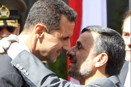 Assad-and-Ahmadinejad