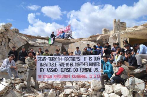SyrianSolidarity4Turkey