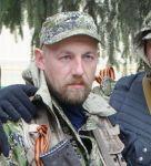 "Evgueni Ponomarev ""Dingo"" à Slovyansk."